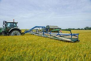 autre matériel agricole ZURN Top Cut Collect Механическая борьба с сорняками
