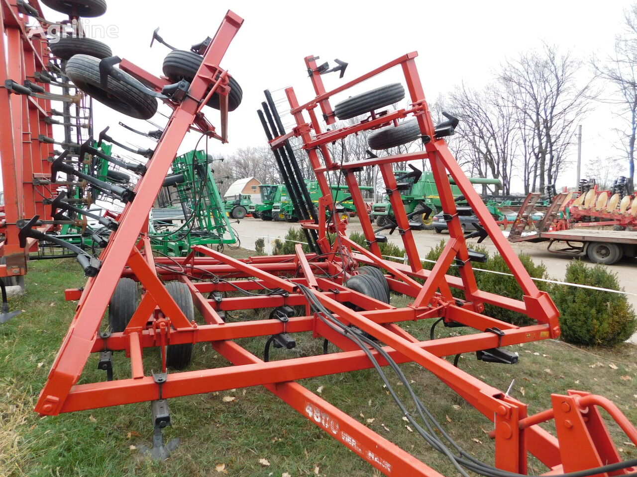 cultivateur CASE IH 4900  8m pod 180l.s.