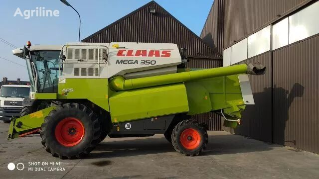 moissonneuse batteuse CLAAS Mega 350