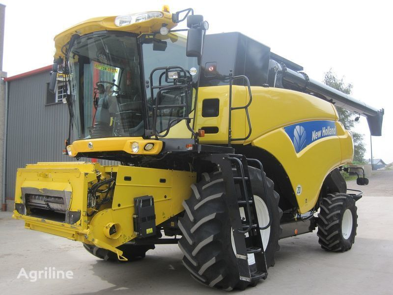 moissonneuse-batteuse NEW HOLLAND CR 9080 Elevation HD