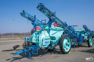 pulvérisateur traîné BERTHOUD  Tracker 3200 3200 liter tank, 18m boom, eductor, Berthoud DP Tr