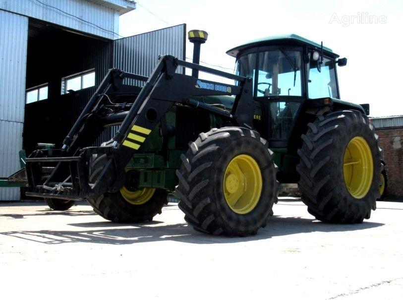 tracteur à roues JOHN DEERE 3650
