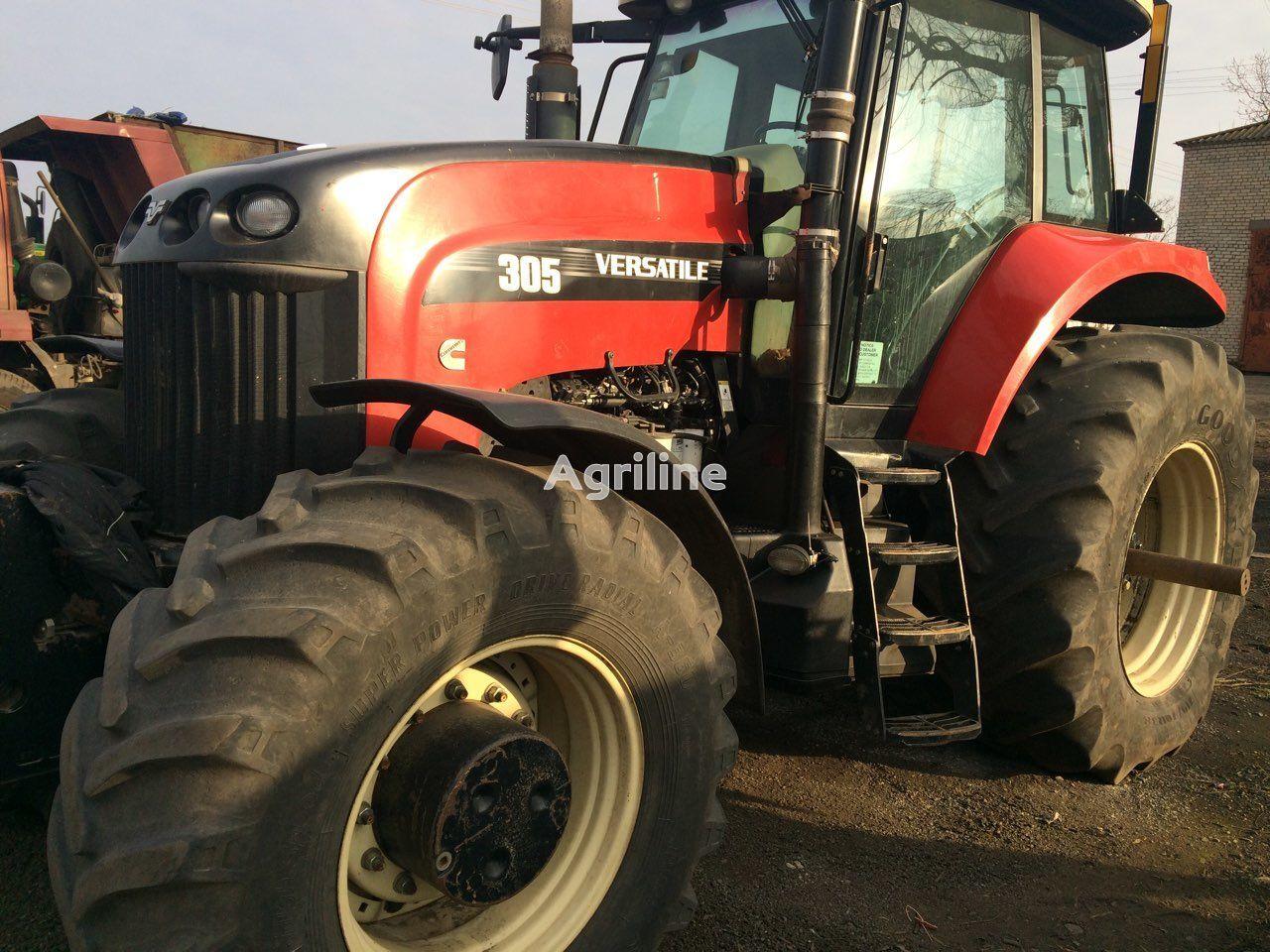 tracteur à roues VERSATILE Buhler 305