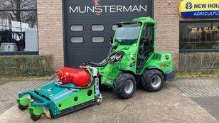 tracteur tondeuse AVANT Weed Control Combi 100