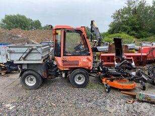tracteur tondeuse HOLDER C-TRAC 2.42