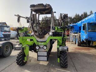 tracteur vigneron KREMER  T4E-L endommagé