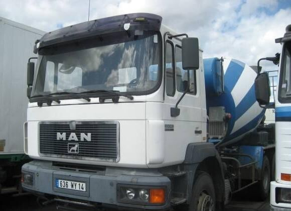 camion malaxeur MAN Non spécifié