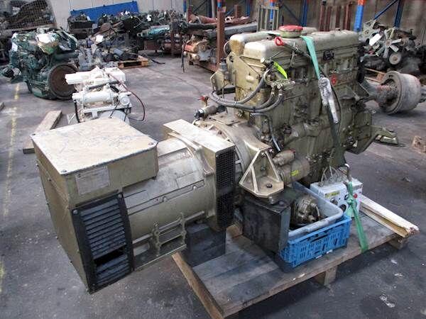 générateur diesel DAF 615 TURBO