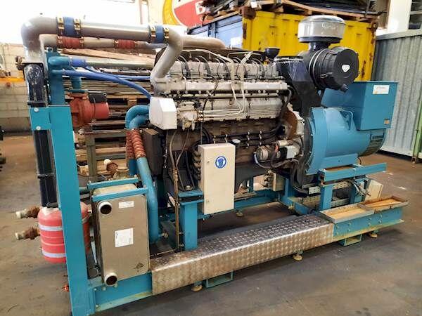 générateur diesel SCANIA DC1254A