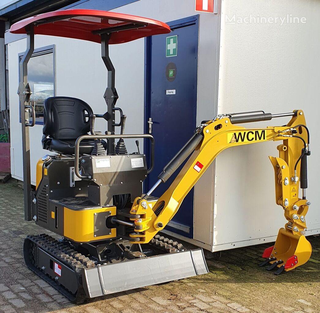 mini-pelle WCM CXT8010S neuve