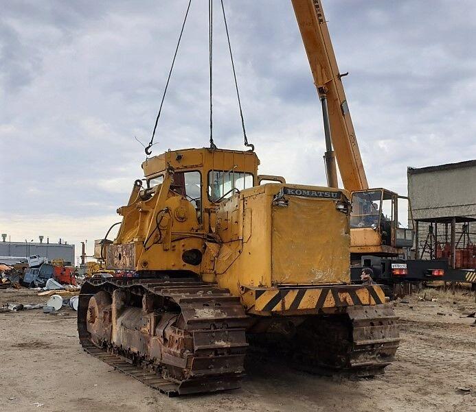 pipelayer KOMATSU D355C