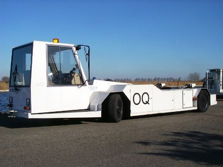 tracteur routier spécial GHH-AM110 Aircraft Tow Barless Pushback