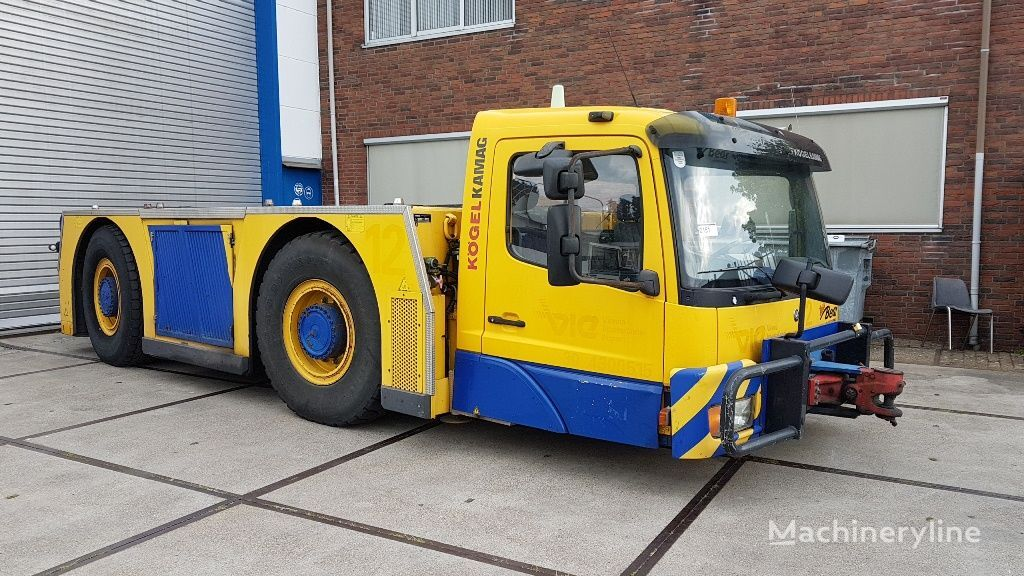 tracteur routier spécial KAMAG Tow-Bear 35/22-280 pushback