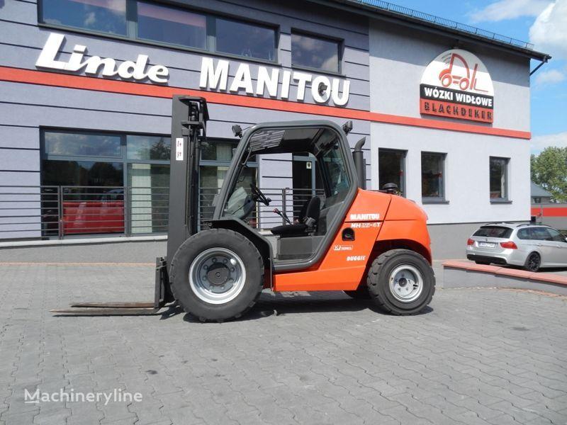 chariot élévateur tout-terrain MANITOU MH25-4T  4X4 Duplex