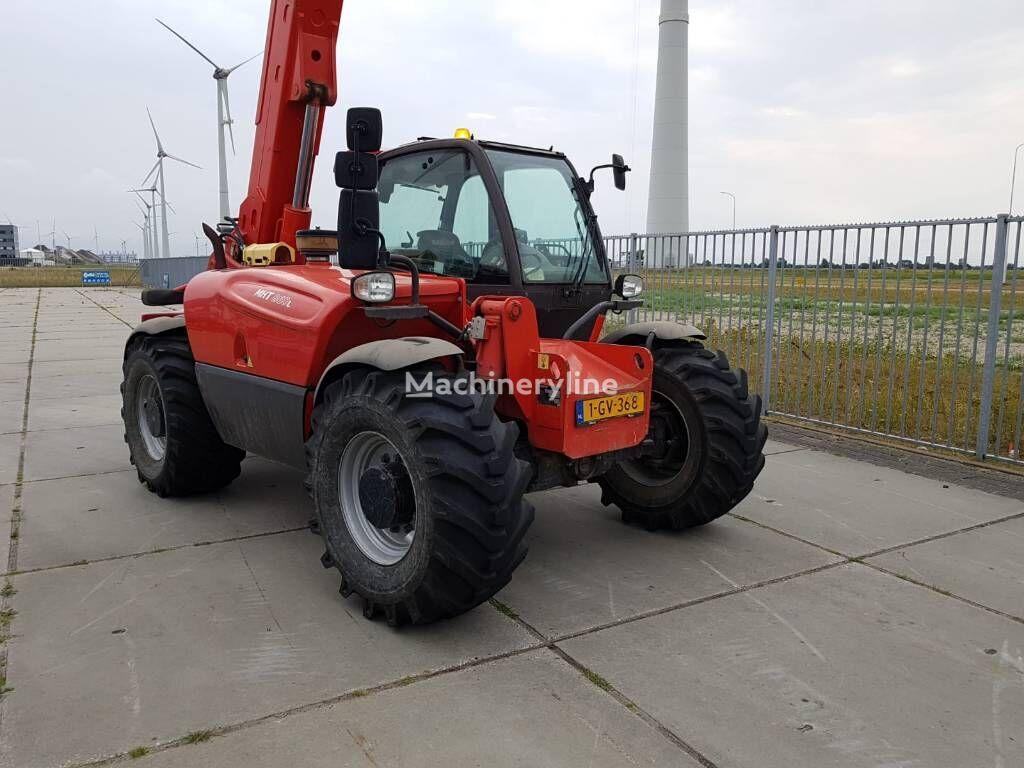 chariot télescopique MANITOU MHT 860