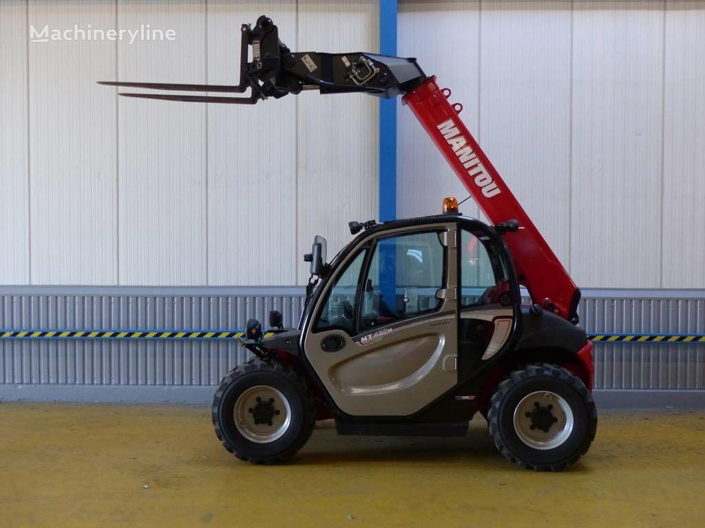 chariot télescopique MANITOU MT 420 H