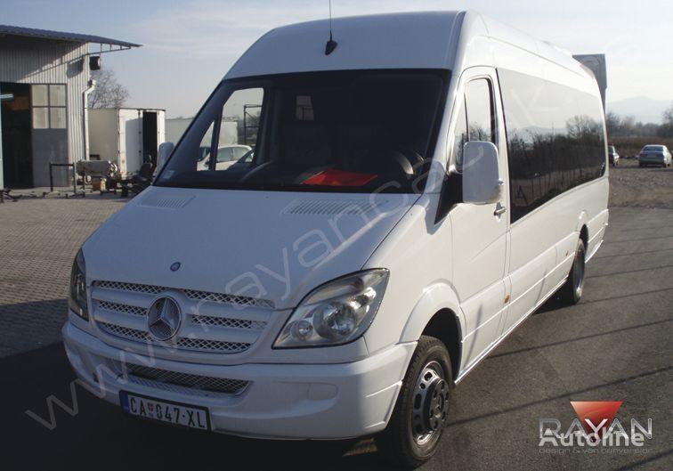 minibus de passager MERCEDES-BENZ SPRINTER 516 CDI - RAYAN LTD neuf