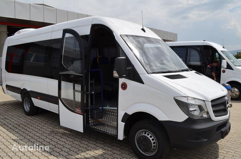 minibus de passager MERCEDES-BENZ SPRINTER 516 CDI - RAYAN SERBIA neuf