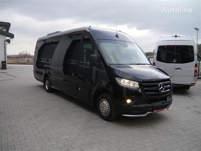 minibus de passager MERCEDES-BENZ Sprinter 516CDI Sofort Verfügbar Neues Modell 6,1To. Komfort 24 neuf