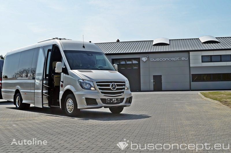 minibus de passager MERCEDES-BENZ Sprinter 519 neuf