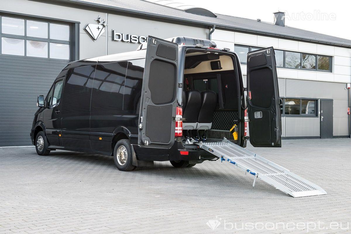 minibus de passager MERCEDES-BENZ Sprinter 519 Schuttle / 16+1+3 wheelchairs !!! neuf