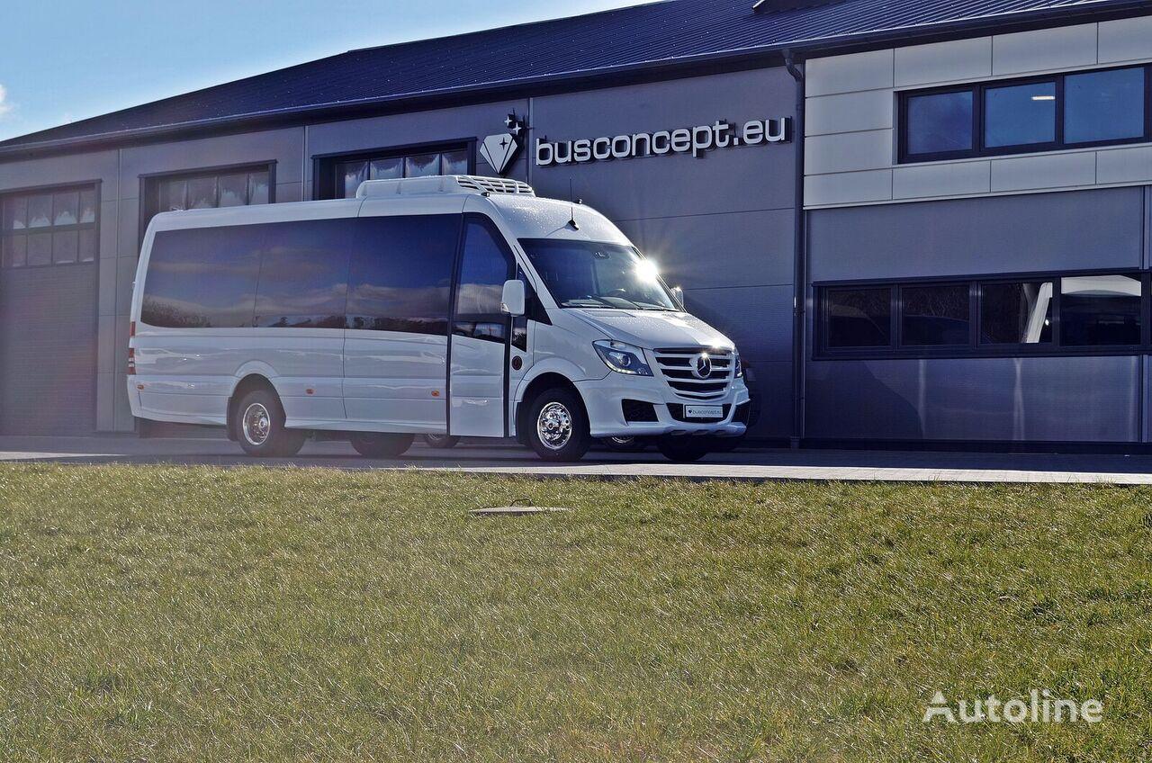 minibus de passager MERCEDES-BENZ Sprinter 519 XXL 16+1+1 WITH RETARDER neuf