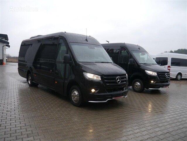 minibus de passager MERCEDES-BENZ Sprinterbus 519 6,1To. NEW MODELL,Sofort Verfügbar, 24 Plätze Ko neuf
