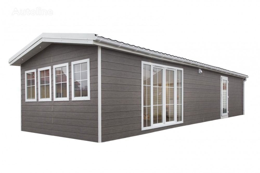 mobile-home - ALL-YEAR Mobile Home 12 x 4 meters neuf