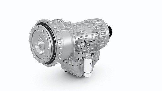 boîte de vitesses Dumper articulados Modelos: A 25 / A30 / pour chargeur sur pneus VOLVO