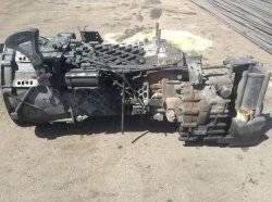 boîte de vitesses ZF 16 S 221 IT pour tracteur routier RENAULT Magnum 440