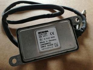autre pièce détachée du système d'échappement NOX sensor, differential pressure sensor, particulate filter SCANIA R, P, G, L series EURO5, EURO6 nox sensor, differential pressure pour tracteur routier SCANIA R, P, G, series