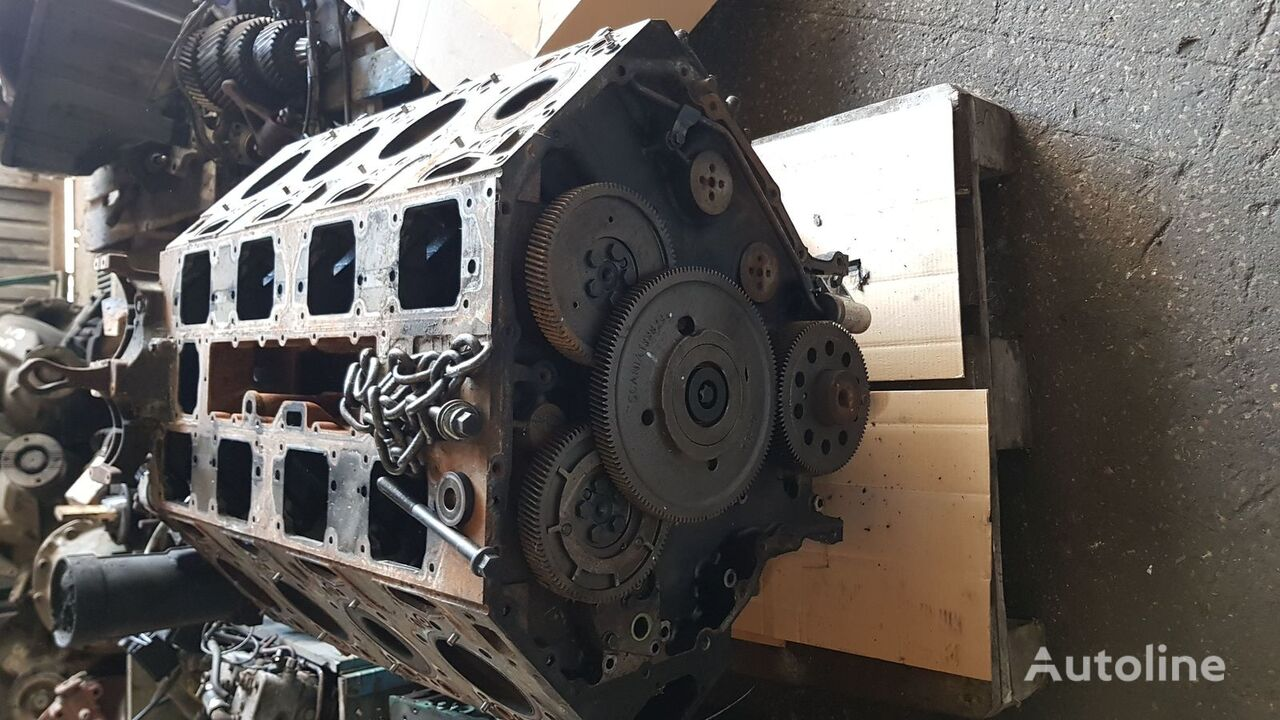 bloc-moteur pour camion SCANIA R500 - DC16 04 L01