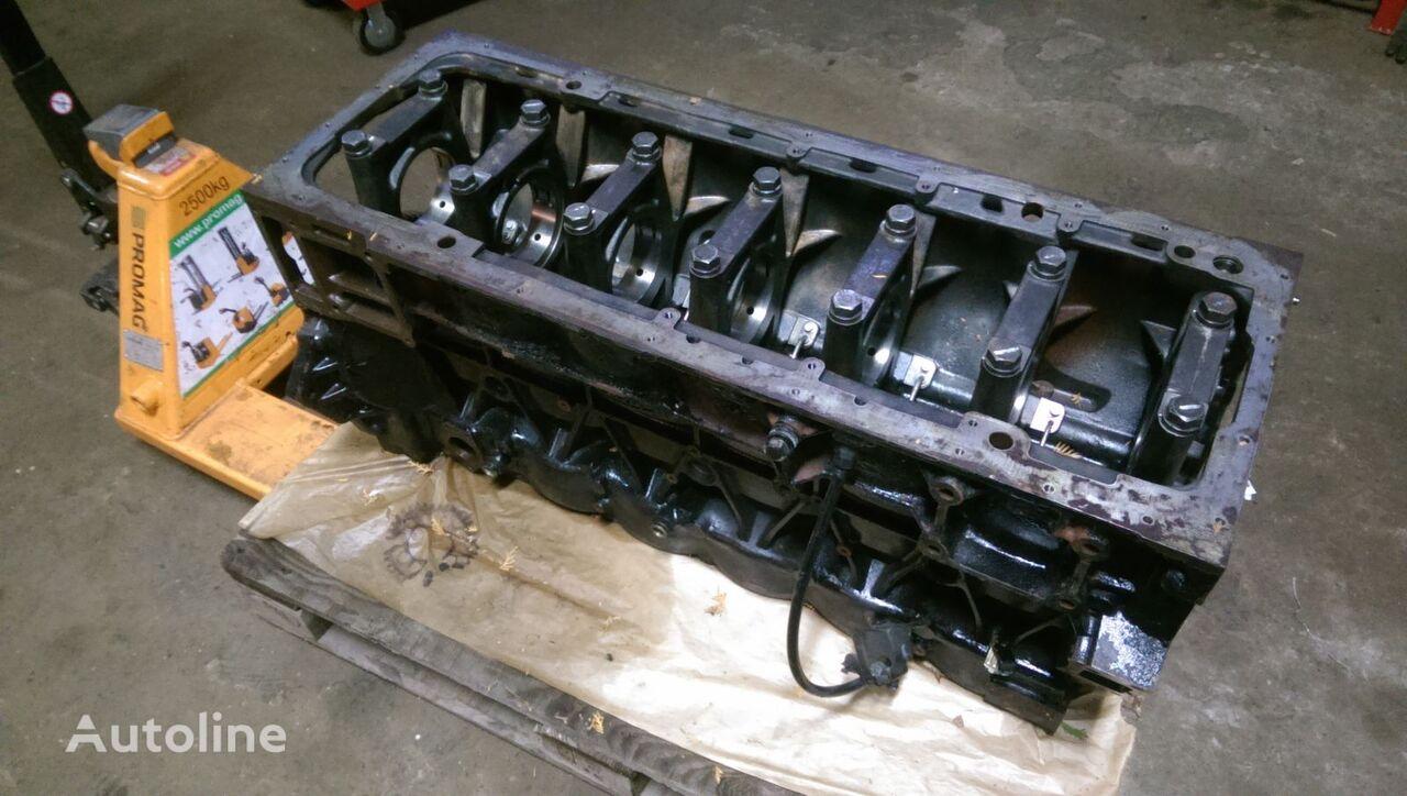 bloc-moteur MAN Biturbo Euro6 CrankCase Euro6 TGS Euro 6 pour camion MAN TGS