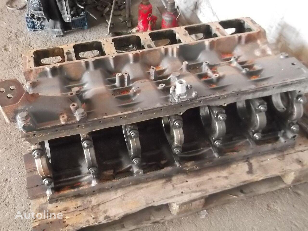 bloc moteur SCANIA T, P, G, R, L series EURO 3, EURO 4 HPI injection system, cylind pour tracteur routier SCANIA R, P, G, L series
