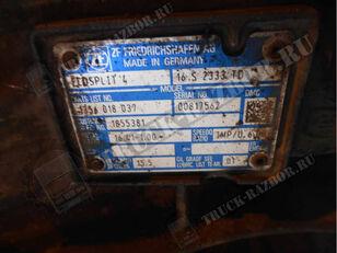 boîte de vitesses DAF 16S2333TD pour tracteur routier DAF