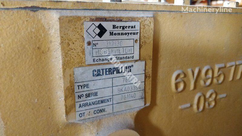 boîte de vitesses CATERPILLAR pour tombereau rigide CATERPILLAR 769D