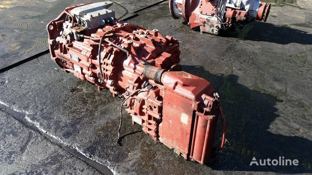 boîte de vitesses IVECO Astronic 12AS-1800IT pour camion IVECO Astronic 12AS-1800IT