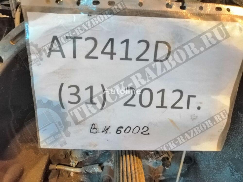 boîte de vitesses RENAULT pour tracteur routier RENAULT AT2412D