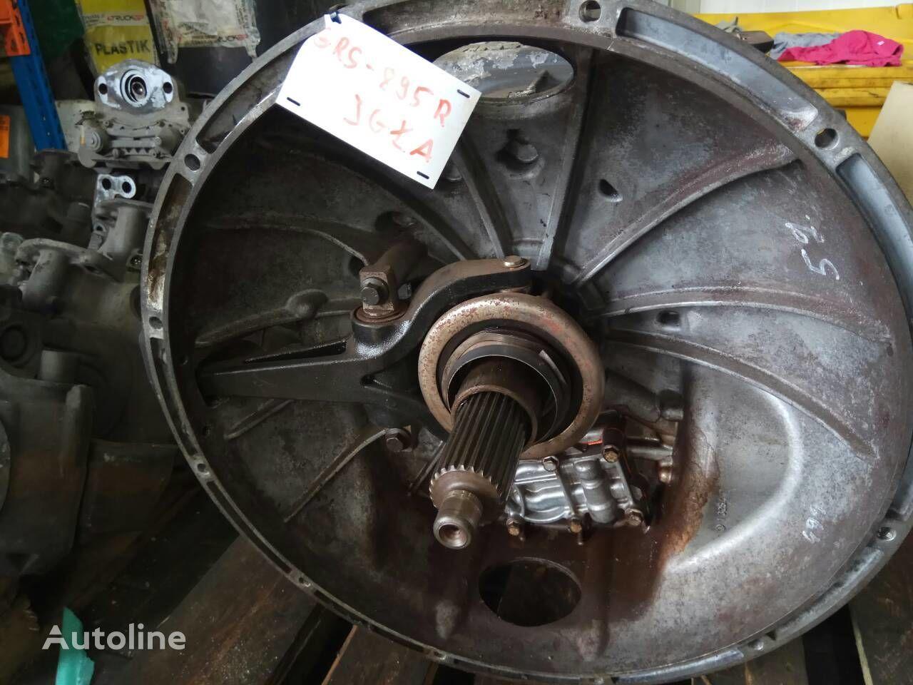 boîte de vitesses SCANIA GRS895R pour camion SCANIA R