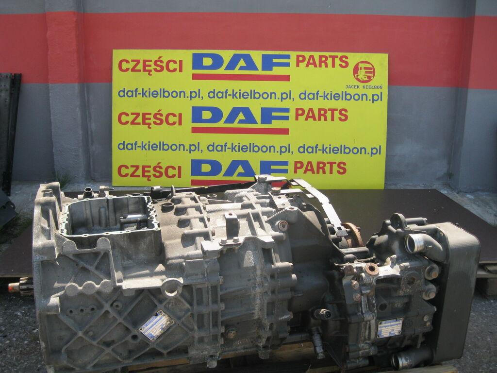 boîte de vitesses ZF 12 AS 2331 TD 12 AS 2131 TD pour tracteur routier DAF XF 105