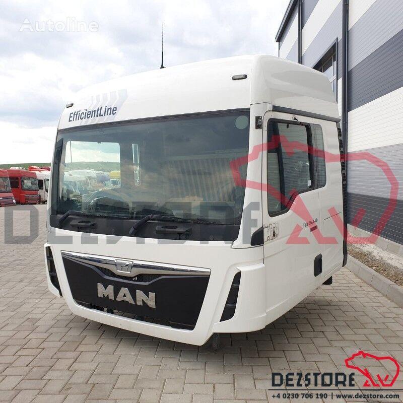 cabine (81600007848) pour tracteur routier MAN TGX