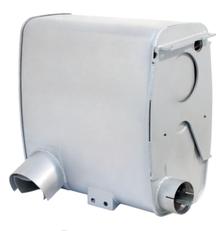 catalyseur MAN (81151010411) pour camion MAN TGX pour pièces détachées