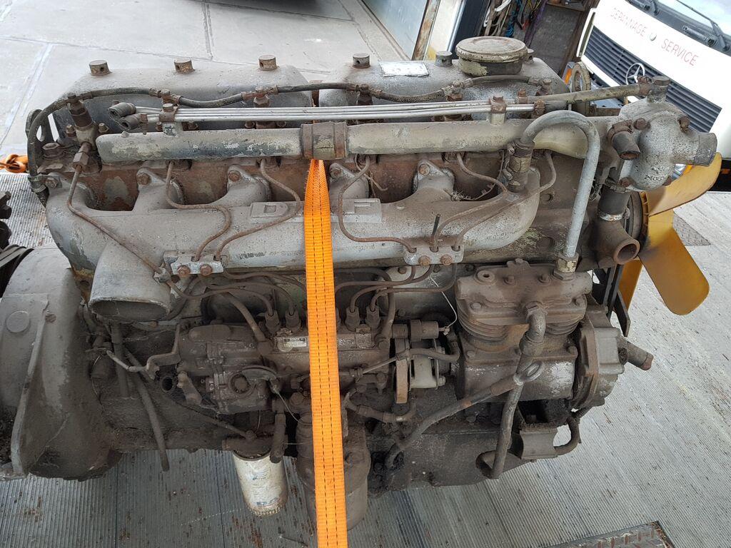 moteur DAF DH825 Euro 0 / Manual Pump pour camion DAF Moror DAF DH 825 / Euro 0
