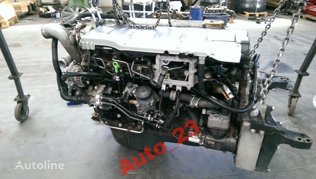 moteur MAN D20 E3 Euro3 pour camion MAN TGS TGX