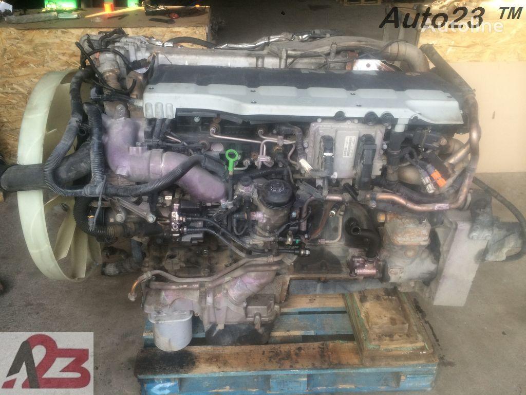 moteur MAN D2676 Biturbo D26 pour camion MAN TGX