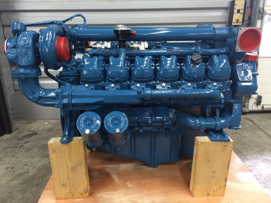 moteur MAN D2842LE103 pour grue portique neuf