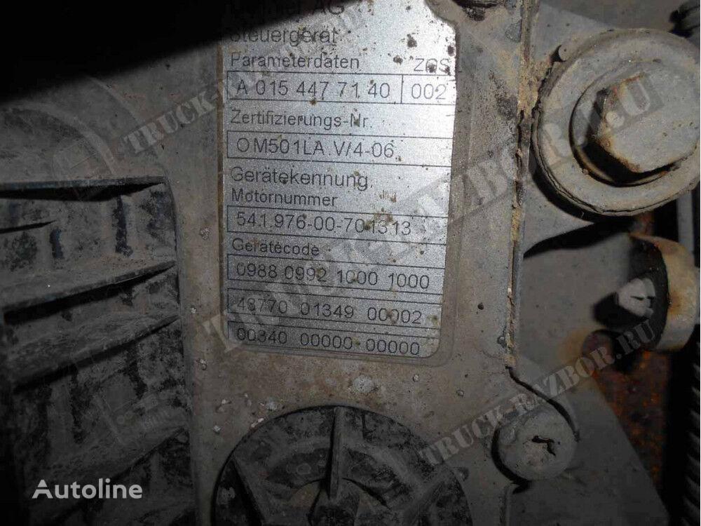 moteur MERCEDES-BENZ DVS OM501LA pour tracteur routier MERCEDES-BENZ