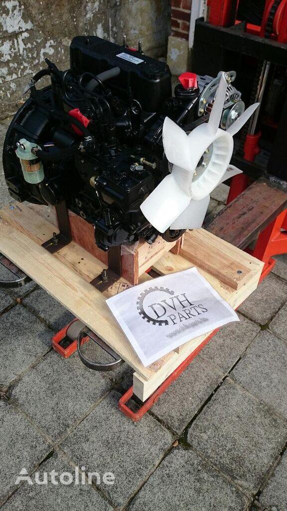 moteur MITSUBISHI L3E pour mini-pelle VOLVO EC15 neuf