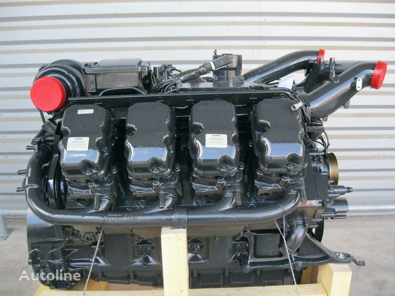 moteur SCANIA DC1602 pour camion
