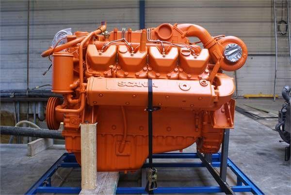 moteur SCANIA DI14 pour camion SCANIA DI14